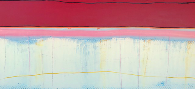 Los Angeles Abstract Paintings | The Waterfall