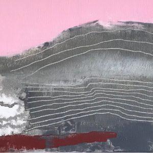 San Francisco Meditation | Pink Sky Mountain